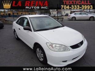 2005 Honda Civic for sale in Charlotte NC