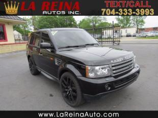 2008 Land Rover Range Rover Sport for sale in Charlotte NC