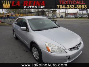 2005 Honda Accord for sale in Charlotte NC