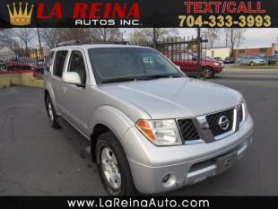 2006 Nissan Pathfinder for sale in Charlotte NC