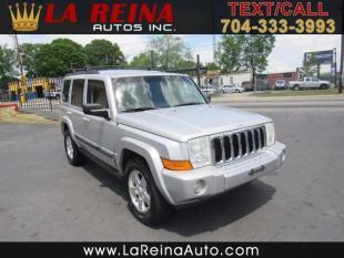2008 Jeep Commander for sale in Charlotte NC