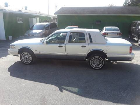 1995 Lincoln Town Car For Sale In Virginia Carsforsale Com