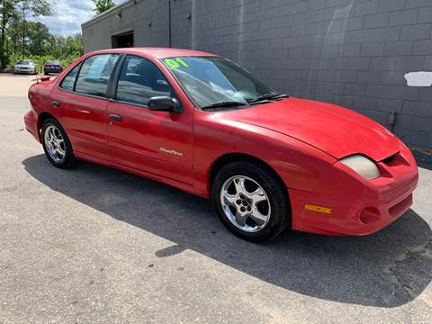 2001 Pontiac Sunfire for sale in Fayetteville, NC