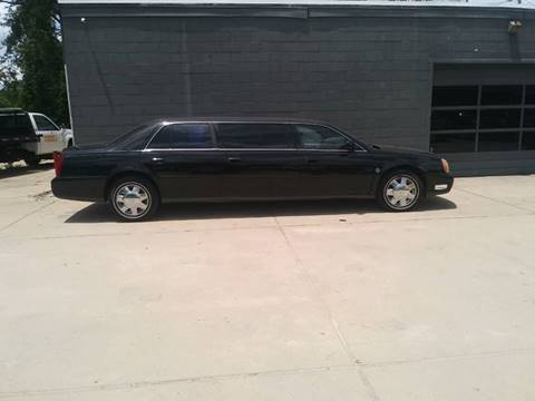 2003 Cadillac DeVille for sale in Fayetteville, NC
