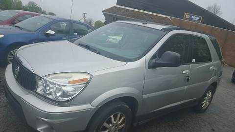 2006 Buick Rendezvous for sale in Hanoverton, OH