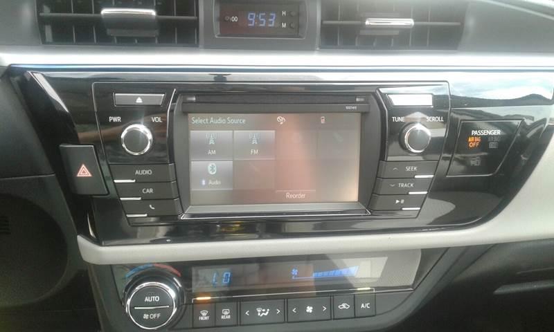 2015 Toyota Corolla for sale at Calidos Auto Sales in Tulsa OK