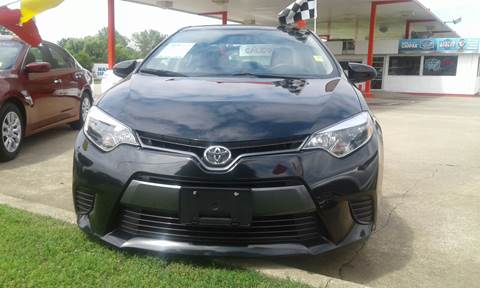 2015 Toyota Corolla for sale at Calidos Auto Sales in Tulsa OK