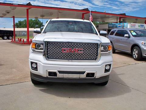 2014 GMC Sierra 1500 for sale at Calidos Auto Sales in Tulsa OK