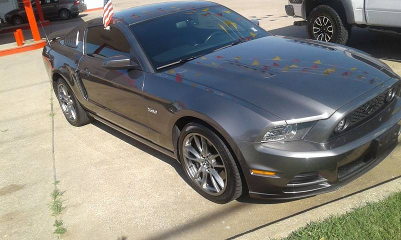 2014 Ford Mustang for sale at Calidos Auto Sales in Tulsa OK