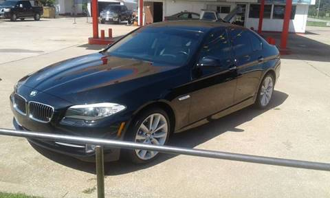 2011 BMW 5 Series for sale at Calidos Auto Sales in Tulsa OK