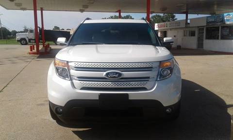 2015 Ford Explorer for sale at Calidos Auto Sales in Tulsa OK
