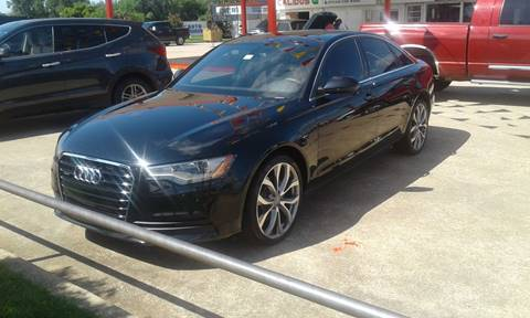 2013 Audi A6 for sale at Calidos Auto Sales in Tulsa OK