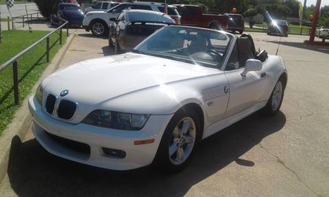 2002 BMW Z3 for sale at Calidos Auto Sales in Tulsa OK