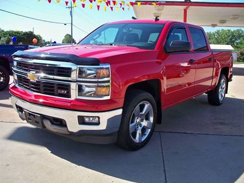 2014 Chevrolet Silverado 1500 for sale at Calidos Auto Sales in Tulsa OK