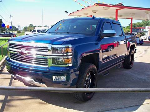 2015 Chevrolet Silverado 1500 for sale at Calidos Auto Sales in Tulsa OK