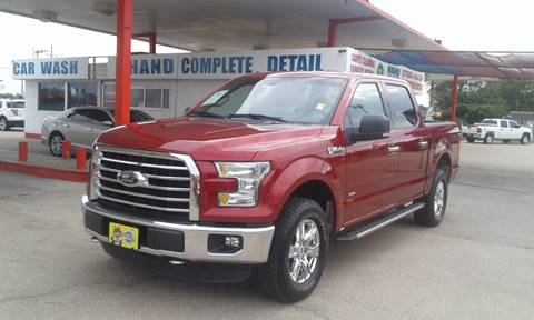 2015 Ford F-150 for sale at Calidos Auto Sales in Tulsa OK