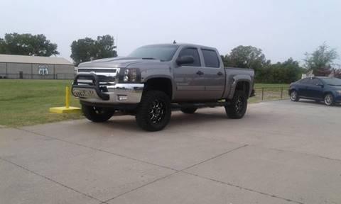 2013 Chevrolet Silverado 1500 for sale at Calidos Auto Sales in Tulsa OK