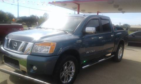2012 Nissan Titan for sale at Calidos Auto Sales in Tulsa OK
