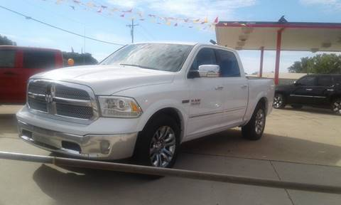 2015 RAM Ram Pickup 1500 for sale at Calidos Auto Sales in Tulsa OK