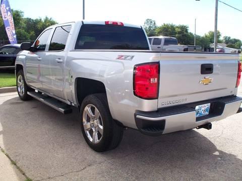 2016 Chevrolet Silverado 1500 for sale at Calidos Auto Sales in Tulsa OK