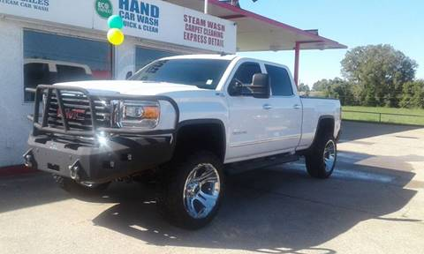 2015 GMC Sierra 2500HD for sale at Calidos Auto Sales in Tulsa OK