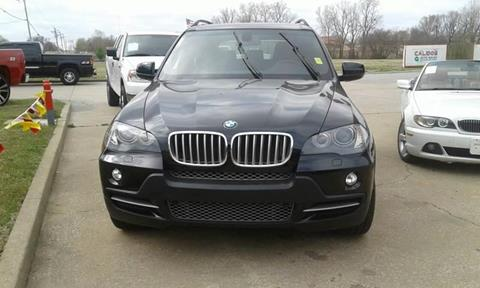 2008 BMW X5 for sale at Calidos Auto Sales in Tulsa OK