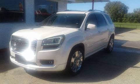 2013 GMC Acadia for sale at Calidos Auto Sales in Tulsa OK