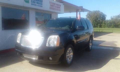 2007 GMC Yukon for sale at Calidos Auto Sales in Tulsa OK