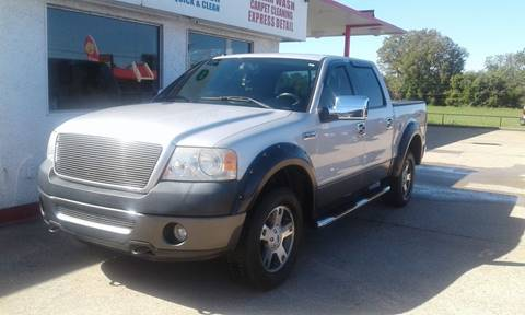 2006 Ford F-150 for sale in Tulsa, OK