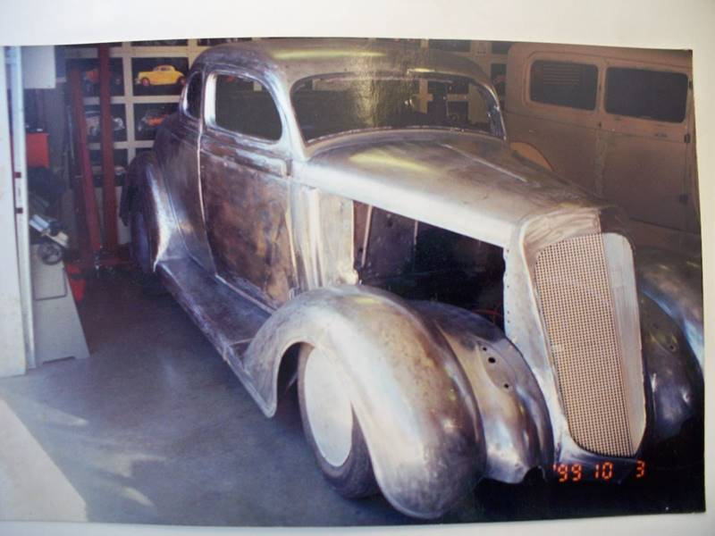 1936 Plymouth 5W for sale at Calidos Auto Sales in Tulsa OK