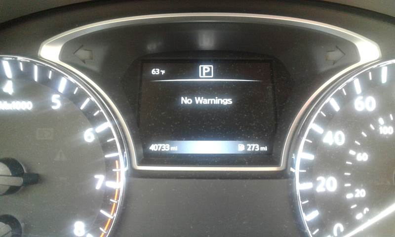 2016 Nissan Altima for sale at Calidos Auto Sales in Tulsa OK