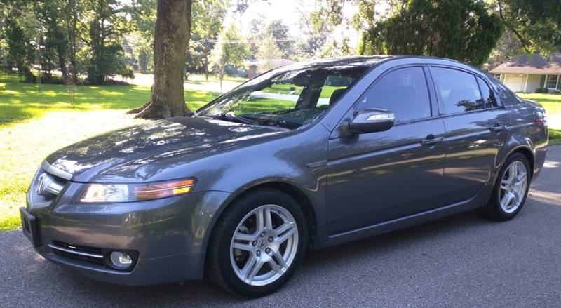 2008 Acura TL for sale at Low Price Autos in Beaumont TX