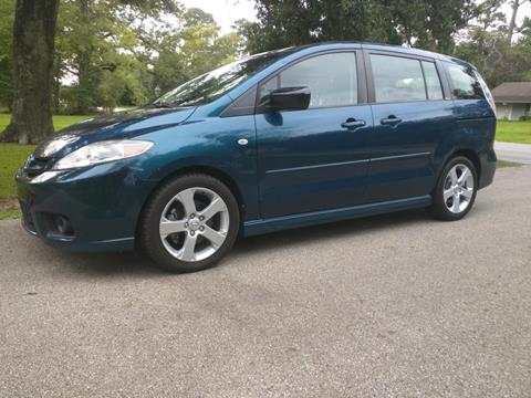2006 Mazda MAZDA5 for sale at Low Price Autos in Beaumont TX