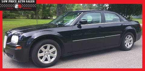 2006 Chrysler 300 for sale at Low Price Autos in Beaumont TX