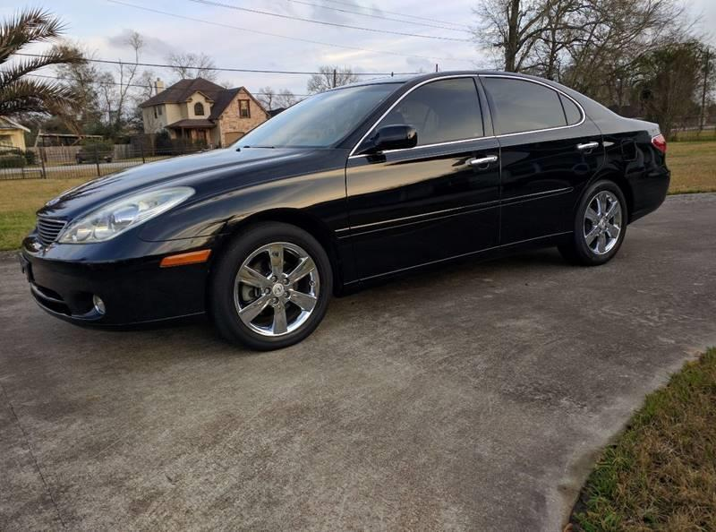 2005 Lexus ES 330 for sale at Low Price Autos in Beaumont TX