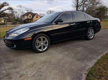 2005 Lexus ES 330 for sale at Low Price Autos in Beaumont TX
