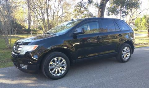 2007 Ford Edge for sale at Low Price Autos in Beaumont TX