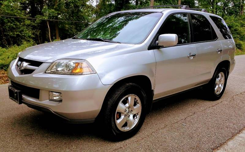 2006 Acura MDX for sale at Low Price Autos in Beaumont TX