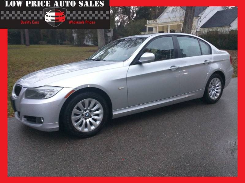2009 BMW 3 Series for sale at Low Price Autos in Beaumont TX