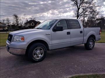 2004 Ford F-150 for sale at Low Price Autos in Beaumont TX