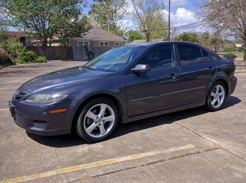 2007 Mazda MAZDA6 for sale at Low Price Autos in Beaumont TX