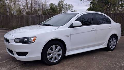 2014 Mitsubishi Lancer for sale at Low Price Autos in Beaumont TX