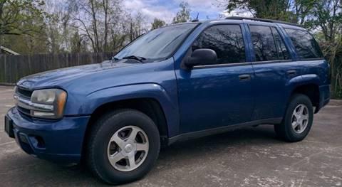 2005 Chevrolet TrailBlazer for sale at Low Price Autos in Beaumont TX