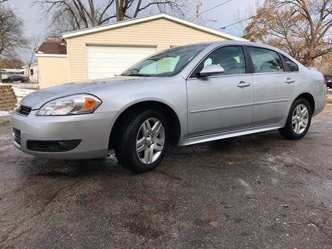 2011 Chevrolet Impala for sale in Lake Geneva, WI