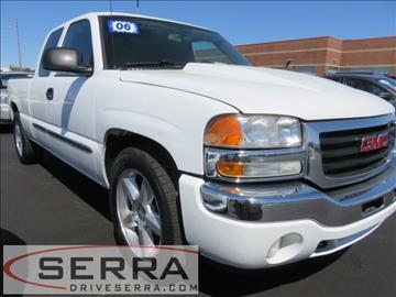 2006 GMC Sierra 1500 for sale in Washington, MI