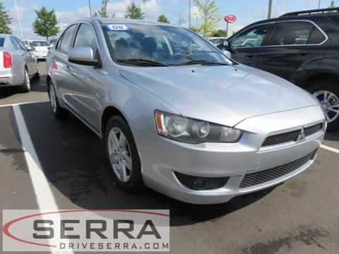 2008 Mitsubishi Lancer for sale in Washington, MI