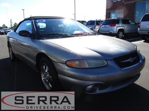 2000 Chrysler Sebring for sale in Washington, MI
