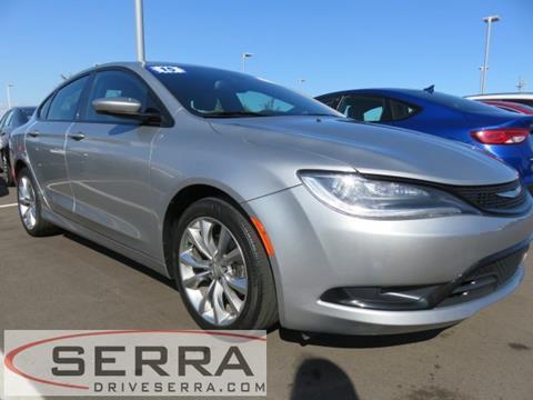 2015 Chrysler 200 for sale in Washington, MI