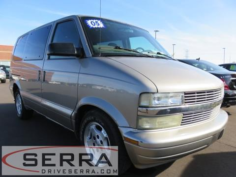 2005 Chevrolet Astro for sale in Washington, MI