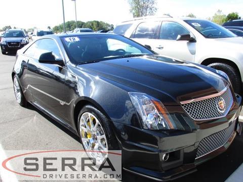 2012 Cadillac CTS-V for sale in Washington, MI